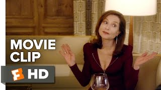 Elle Movie CLIP - Empty Stare (2016) - Isabelle Huppert Movie