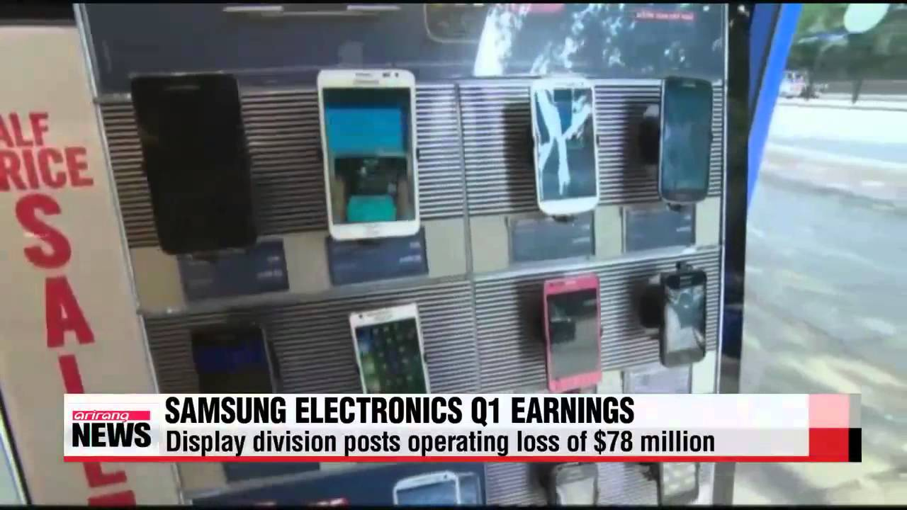 Samsung Electronics posts Q1 earnings Tuesday