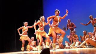 Traditional Dance Troup Performance - Dipela tsa ga Kobokwe Cultural Troupe. In support of the children of Botswana ...