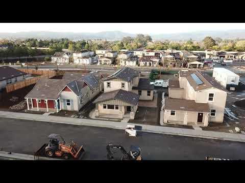 Aerial Video of Righetti