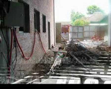 Remoldelación del Estadio Florencio Sola