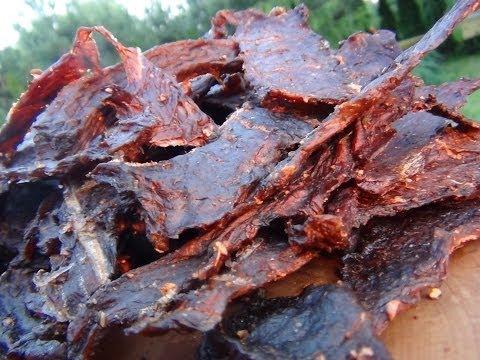 Beef Jerky / Suszone Mięso -KuchniaKwasiora
