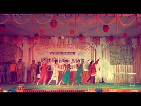 Video aaj main upar aasman neeche holy class school kawardha  song part no 7 rbs group download in MP3, 3GP, MP4, WEBM, AVI, FLV January 2017