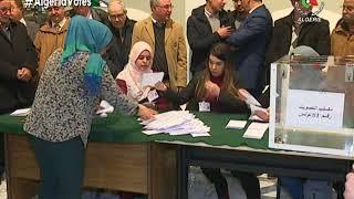 Début des opérations de dépouillement  en Tunisie- Canal Algérie