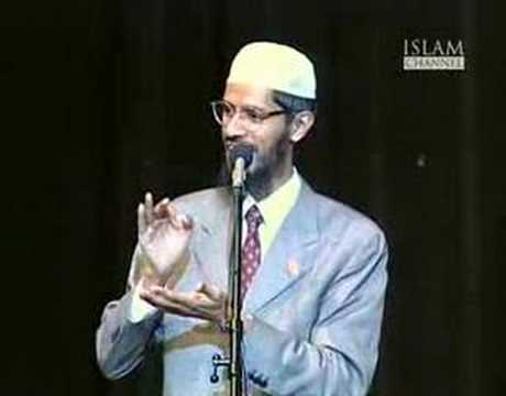 Dr Zakir Naik Vs Dr William Cambell