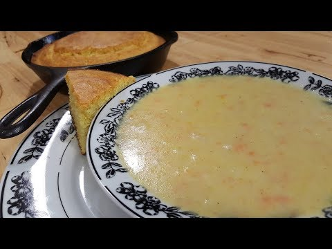 Potato Soup - 100 Year Old Recipe - The Hillbilly Kitchen