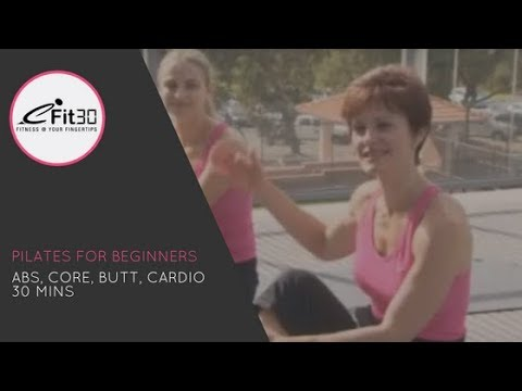 Pilates for Beginners  – eFit30