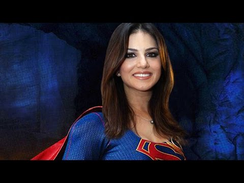 Here's Why Sunny Leone Wants To Be Super Hero An