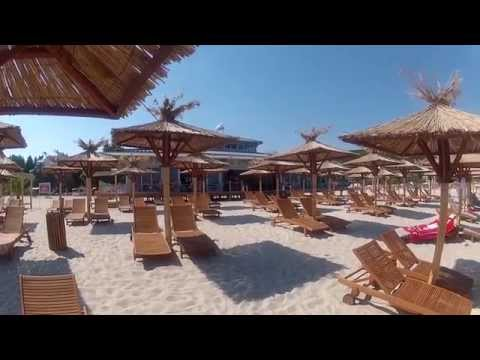 Albena (Албена) beach resort Bulgaria
