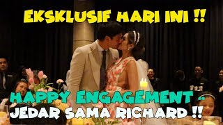Video EKSKLUSIF ROMANTISNYA TUNANGAN JESSICA ISKANDAR AND RICHARD KYLE !! MP3, 3GP, MP4, WEBM, AVI, FLV Juni 2019