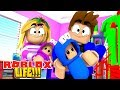 Roblox Life  Donny Amp Leah Adopt A Baby Amp Become A Mom And Dad  Roblox Role Play