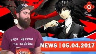 Persona 5: Atlus droht Streamern, So teuer ist die Switch in der Herstellung | GW-NEWS