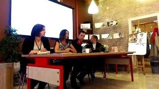 Презентація концепції Міжнародного фестивалю оповідання «Intermezzo»