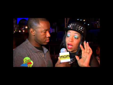 Destra Interview Behind the Set St.Thomas Carnival USVI