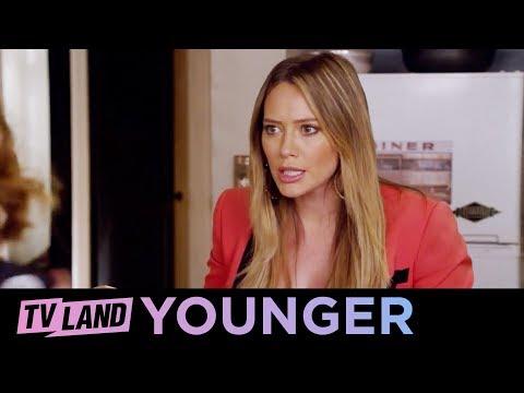 You Can't Assume Everyone's Pronouns   Younger (Season 5)   TV Land