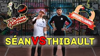 Video SEAN vs THIBAULT AKA MR. KURO / Trickshot & Freestyle Challenge ! MP3, 3GP, MP4, WEBM, AVI, FLV November 2017