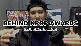 Video The Truth Untold Behind KPOP Award Shows (How is BTS backstage?) MP3, 3GP, MP4, WEBM, AVI, FLV Februari 2019