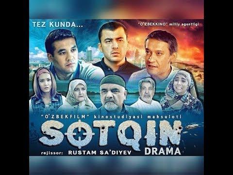 Uzbek kino 2017 Sotqin Узбек кино 2017 Соткин (видео)