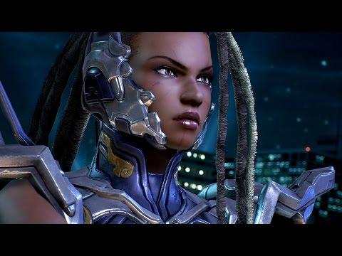 Tekken 7 � Official Master Raven Reveal Trailer