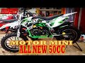 Motor Mini Trail All New 50 CC 2 Tak Depok
