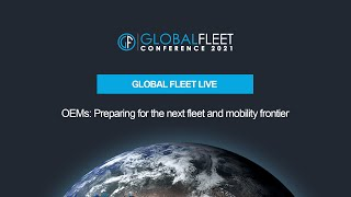 OEMs: Preparing for the next fleet and mobility frontier