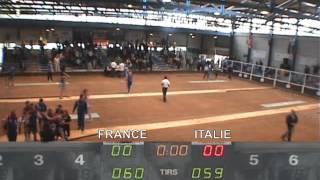 Eybens France  City new picture : Finale tir rapide en double, championnat du monde 23, Eybens 2012