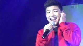 Master's Kid Concert   Darren Espanto singing Chandelier Video