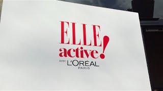 Un rôle à jouer à ELLE active! Revivez les meilleurs moments en vidéo.