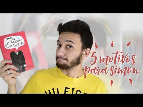 5 MOTIVOS PARA LER SIMON VS A AGENDA HOMO SAPIENS | André Jorge Jr