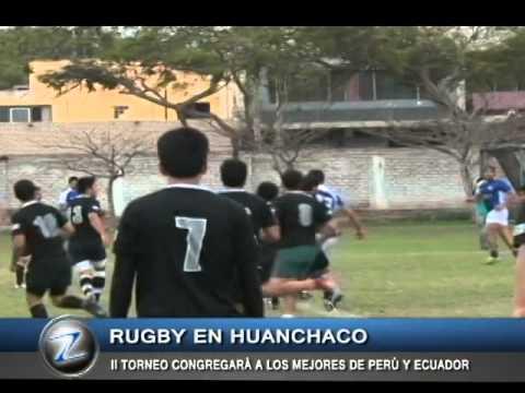 II Torneo de Rugby congregará a los mejores de Perú y Ecuador