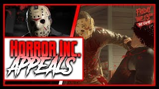 Horror Inc. Appeals | The Lawsuit Continues | Friday the 13th: the Game