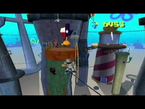 Spongebob battle for bikini bottom walkthroughs girl