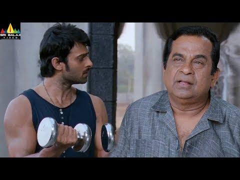 Video Mirchi Movie Scenes   Prabhas Comedy with Brahmanadam   Anushka   Sri Balaji Video download in MP3, 3GP, MP4, WEBM, AVI, FLV January 2017