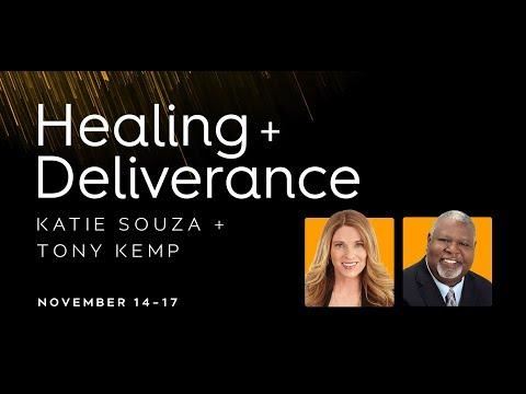Healing + Deliverance - Session 1   Katie Souza   Seattle Revival Center