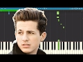 Charlie Puth - Attention - Piano Tutorial