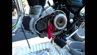 7. Removed Broken Sprag Clutch of Royal Enfield Motorcycle