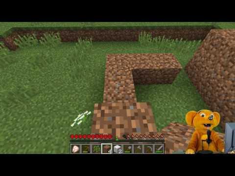 Spil med Hugo: Minecraft - part 2