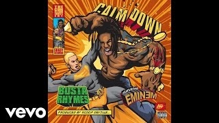 Thumbnail for Busta Rhymes ft. Eminem — Calm Down
