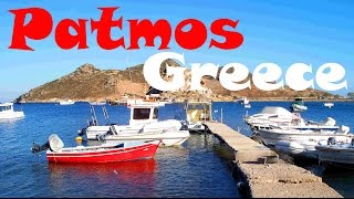 Patmos Greece  city photos gallery : Patmos, Greece: A Perfect Greek Island in the Aegean Sea