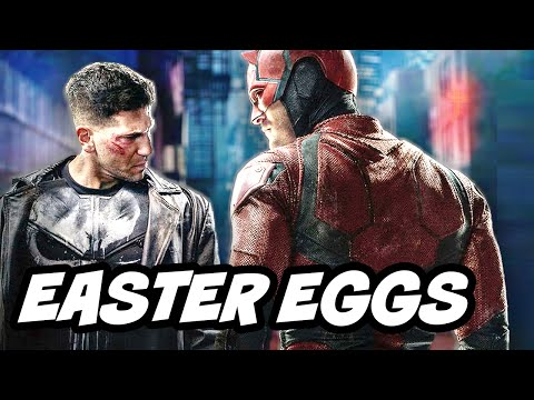 Daredevil Season 2 Episode 1 - 3 Review and Marvel Easter Eggs