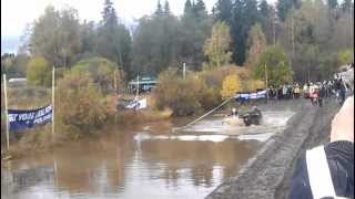 8. Can am outlander xmr 1000 vs. Xmr 800 mud race