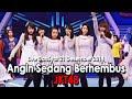 JKT48 - Angin Sedang Berhembus [Live DahSyat 21 Desember 2014]