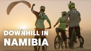 Video Downhill Mountain Biking in the Wilds of Africa MP3, 3GP, MP4, WEBM, AVI, FLV Agustus 2017