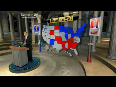 American Elections NBC 2008