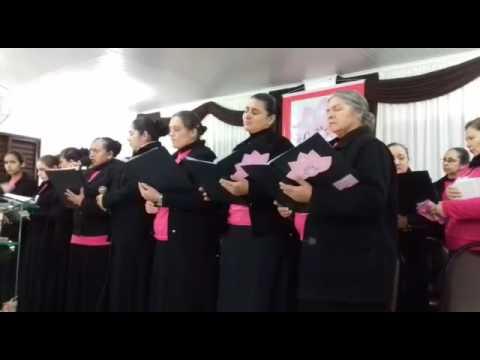 Coral União Feminina em Guaiba 12° de  Restauraçao