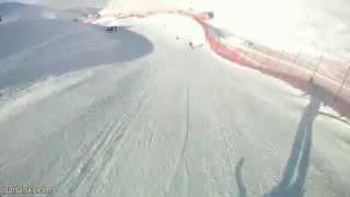 Erzurum Turkey  city photos gallery : Winter Universiade skicross training - Erzurum, Turkey 2011