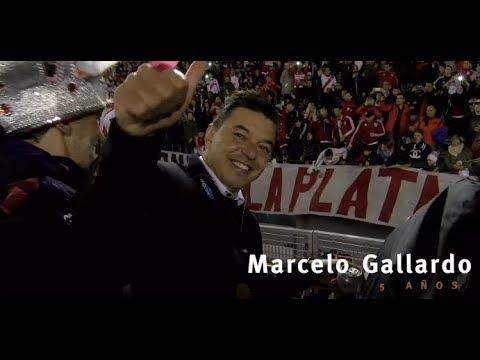 Cinco años después: las promesas cumplidas de Gallardo