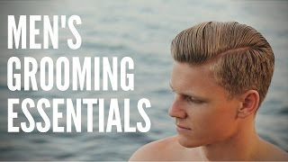 Video Men's Grooming Essentials - Series Intro MP3, 3GP, MP4, WEBM, AVI, FLV Mei 2019