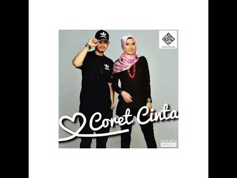 Coret Cinta - zarinazarynn feat. Siqma