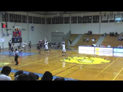 Goucher vs. Gallaudet Highlights - 12/14/13